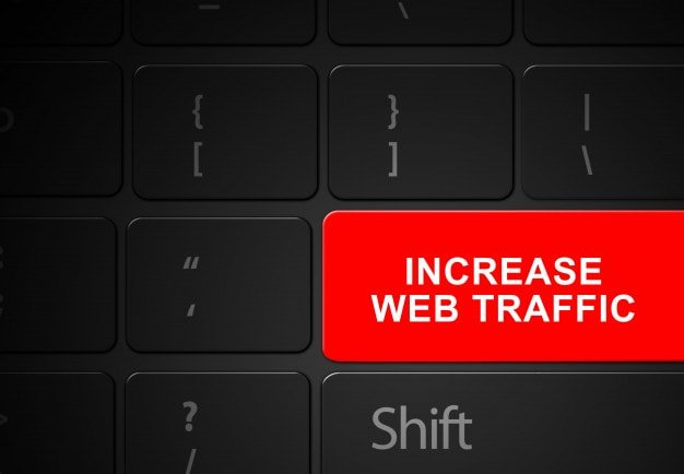 6 Ways to Increase Your Website Traffic (Get Ready to Work SMART!)
