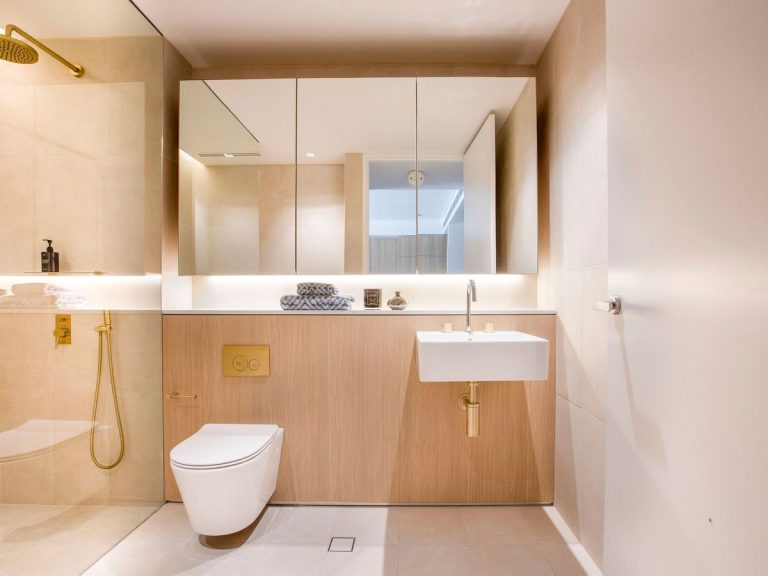 Brass fittings have been embraced by the design community. Picture: realestate.com.au