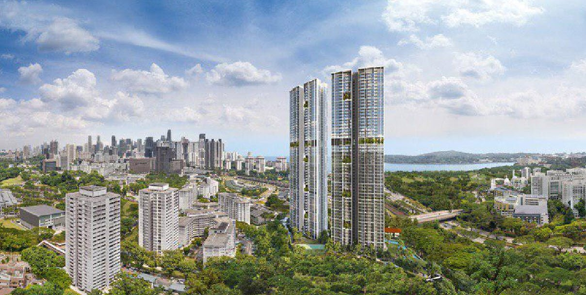 Avenue South Residence at the doorstep of the Greater Southern Waterfront