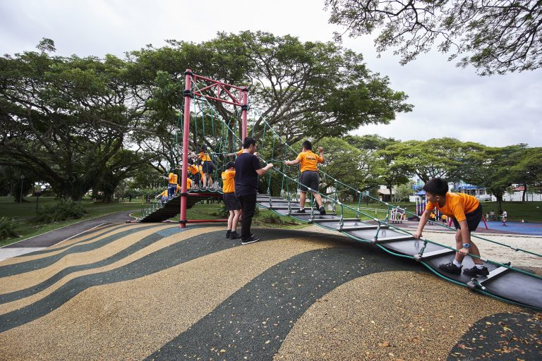 Playground, Pasir Ris Park. Picture: iProperty