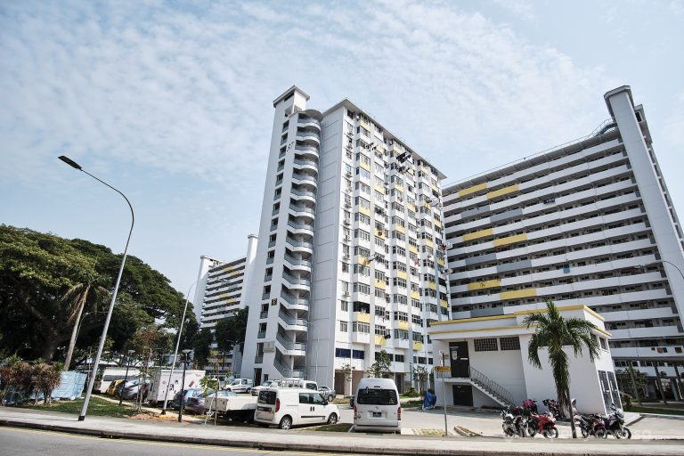 HDB in Block 37 Circuit Road. Picture: iProperty