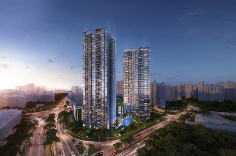 Gem Residences, Toa Payoh.