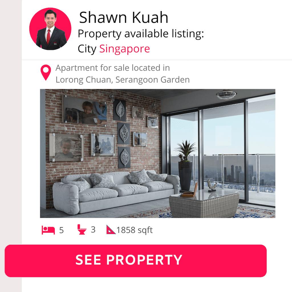 Shawn Kuah Listing