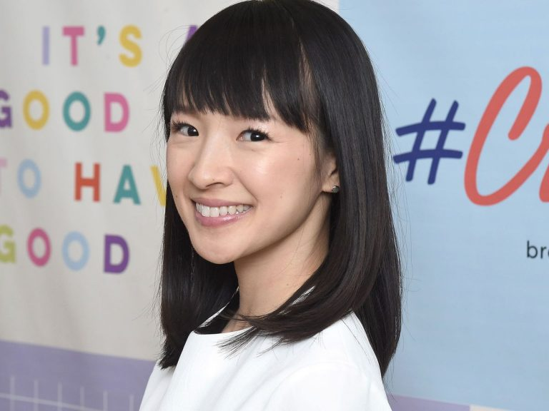 Marie Kondo's ideas about organisation have changed the way millions clean their homes – but has it sparked joy? Picture: Getty