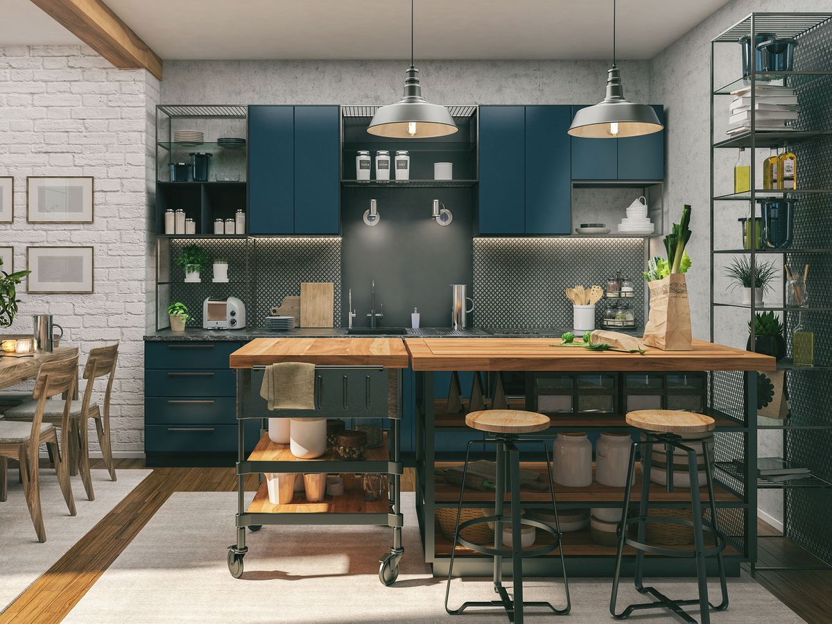 5 kitchen design trends to look for in 2020