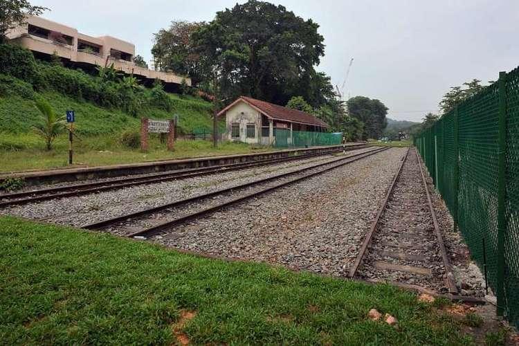 BT railway srx