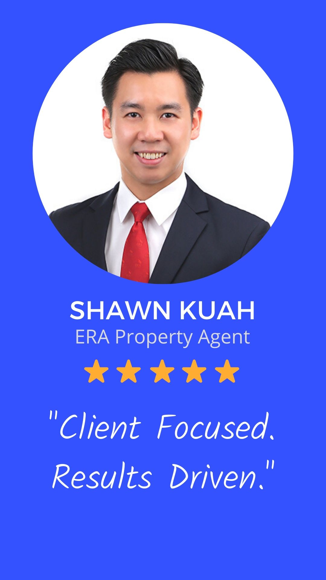 Shawn Kuah Property Agent