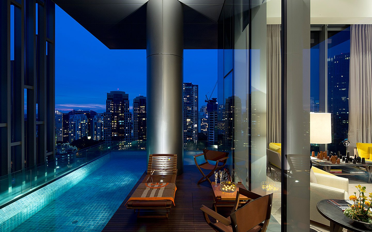 "More than half of world's ""Super Penthouses"" located in Singapore"
