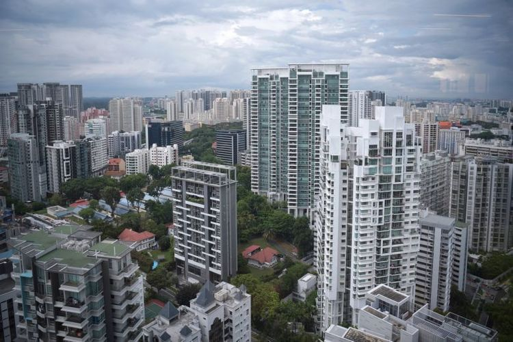 New private home sales up almost 15%, thanks to HDB upgraders