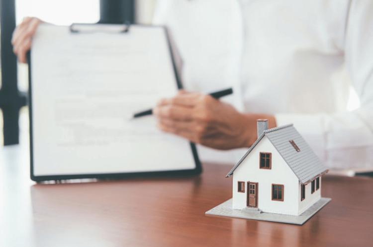 SRX House paperwork