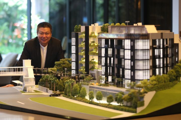 Van Holland sells 10 units at average S$2,975 psf at launch