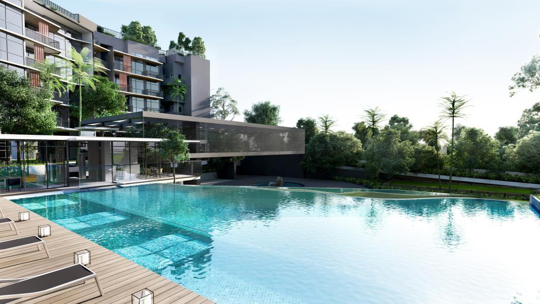 Witness the Beauty World transformation with Daintree Residence
