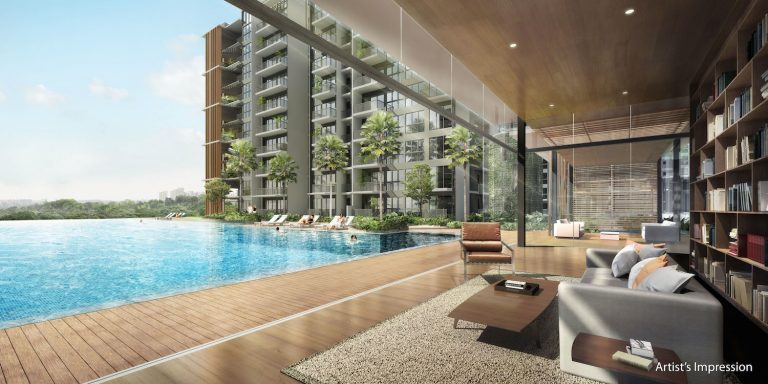 Swimming Pool, North Park Residences