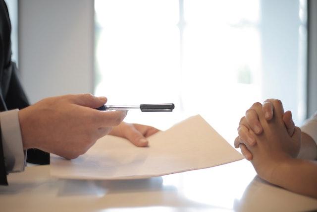 legal trust document