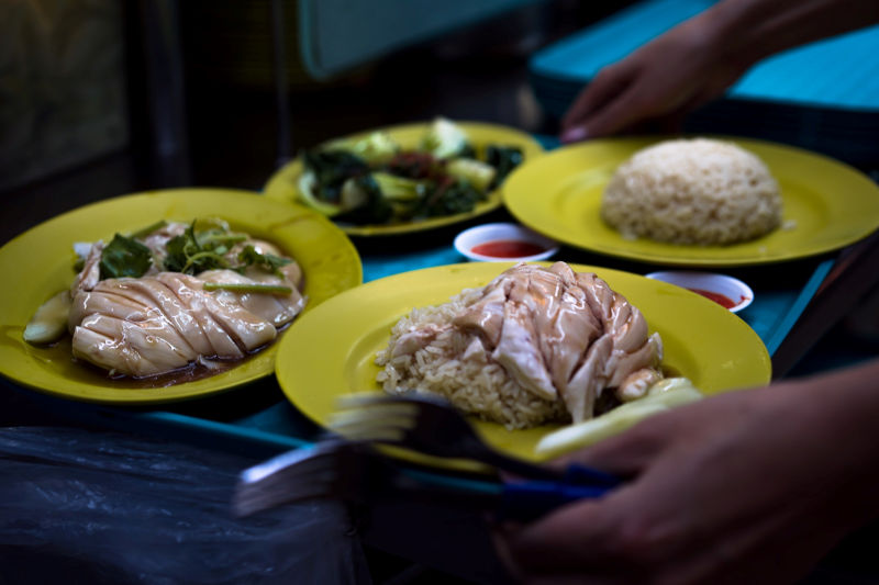 Singapore's food culture contributes greatly to the urban sensory experience and informs place attachment, place identity and the sense of place